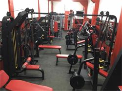 Commercial Gym Fitness Equipment