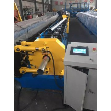 water falling tube production line