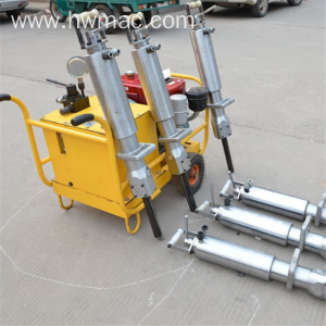 Hydraulic Rock Concrete Splitter For Excavator