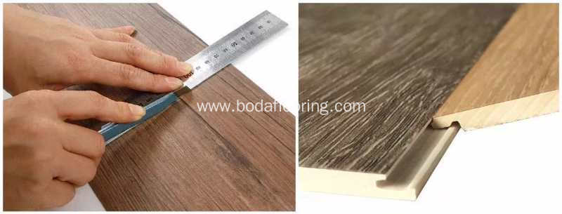 Hot Sale Spc Luxury 7MM Vinyl Plank Flooring