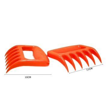 Good Quality for Silicone BBQ Meat Claw,Meat Shredding Claws,Pulled Pork Claws Heat Resistant Shredding Barbacue Meat Claw export to Christmas Island Exporter