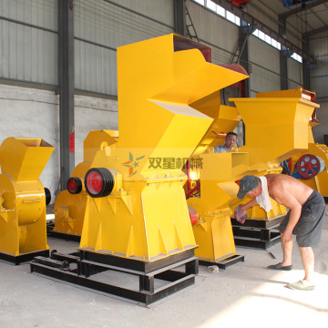 Waste Rubber Crushing Recycling Equipment
