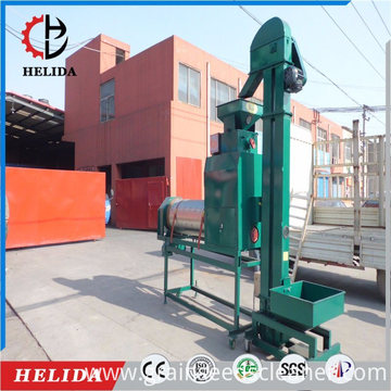10 Tons vegetable seeds coating machine