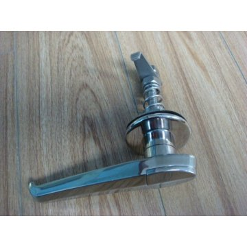 Silvery ZDC Chrome-coated Industry Cabinet Handle Lock