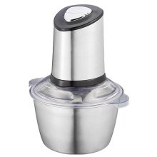 Best Price for for 1.8L Food Choppers,1.8L Choppers,1.8L Electric Food Chopper Manufacturers and Suppliers in China 1.8L stainless steel bowl electric nut food chopper supply to Japan Factory