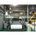 fast speed spunbond nonwoven fabric production line