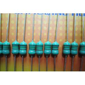 Axial Lead Color Ring Fixed Inductor
