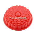 Silicone Sunflower Flan Pie Baking Mold Pan