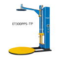 Top Platen Pallet Wrapper with CE