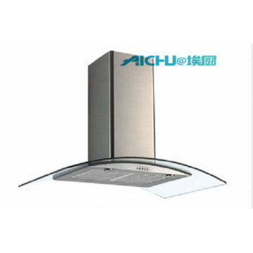 900mm Press Button Kitchen Extractor Hood