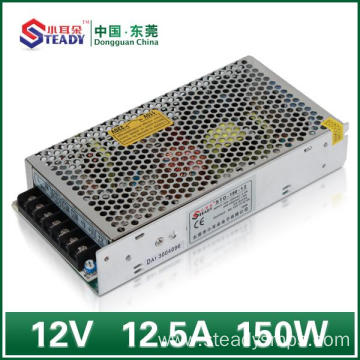 Network Power Supply 12VDC 150W