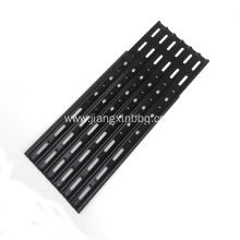 Adjustable Porcelain Enameled BBQ Heat Plates