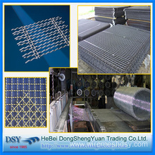Low Carbon Steel Crimp Wire Mesh