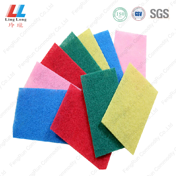 graceful scouring pad kitchen cleaning