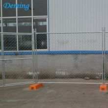 China OEM for Security Metal Fence Hole Size 6'x12' Temporary Chain Link Fence Panel export to Belarus Manufacturers