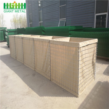 Hesco Welded Gabion Mesh Defence Wall for Sale