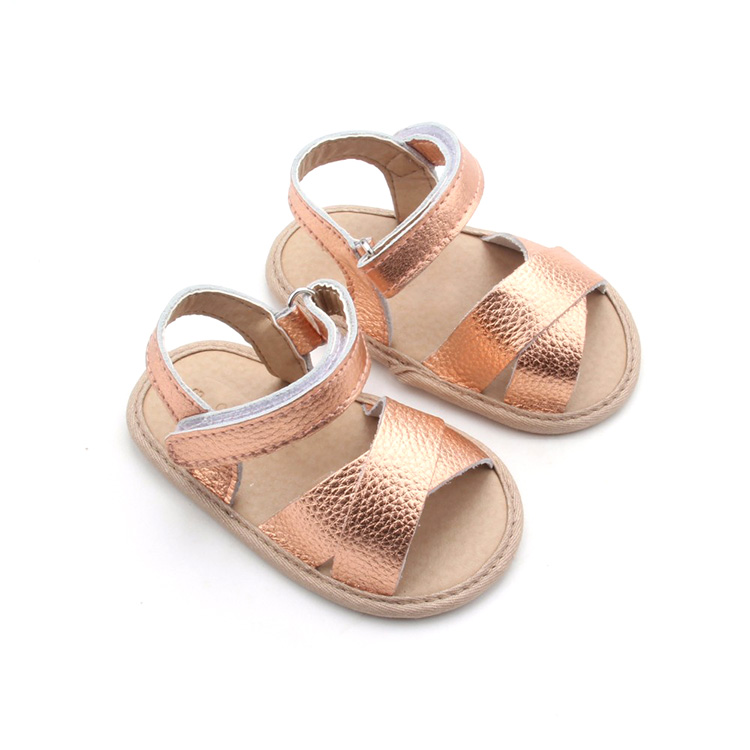 classic baby girl sandals leather soft