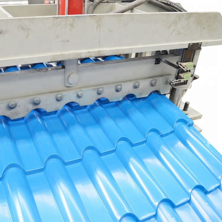 Glazed Tile Panel Machine