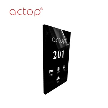 hotel door signs doorbell switch door plate