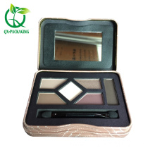 China Gold Supplier for Makeup Eyeshadow Palette Popular eyeshadow palette design and making export to Poland Factory