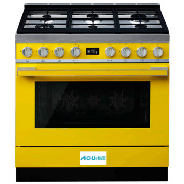 Smeg Coloured Oven 90cm Built-in Cooker