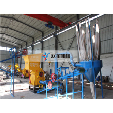 Heavy Oil Drum Shredder can Recycling Plant