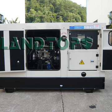 100kva Perkins Soundproof Diesel Genset Generator Price