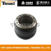 China for Howo Brake Chamber Wg9000360100 Rear Wheel Drum WG9231342006 for Sinotruk Howo export to Heard and Mc Donald Islands Factory