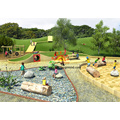 Wooden Theme Playground Equipment Park on Sale
