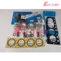 VOLVO D4E piston ring cylinder liner kit