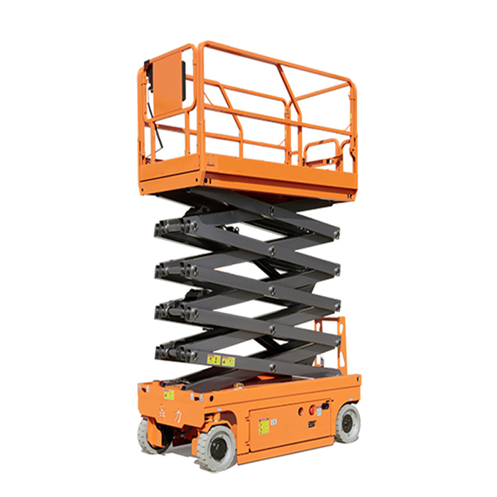 Genie Hydraulic Scissor Lift Table China Manufacturer