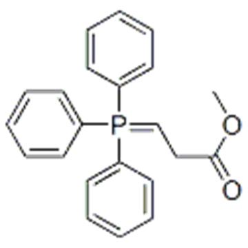 Fosforano CAS de Triphenyl do Ethylidene do Carbmethoxy: 2605-67-7 CAS 2605-67-7