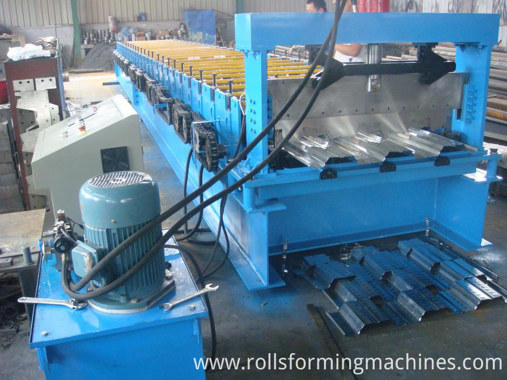 floor deck roll forming machines