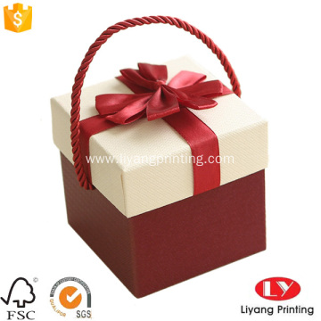 Cardboard Cookie mini small paper gift box