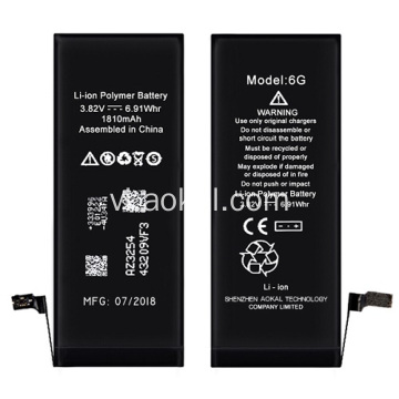 Brandnew Pin iPhone 6 hỗ trợ iOS 12