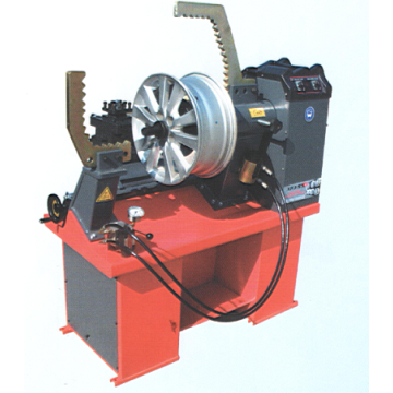 Aluminum Rim Straightening Machine
