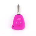 Buttons Silicone Smart 4 Buttons Remote Key Fob
