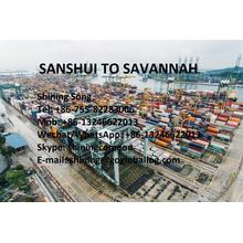Best Quality for China Sea Freight To America,Sea Freight To Canada,Ocean Freight To America,Ocean Freight To Canada Suppliers Foshan Sanshui Sea Freight to United States Savannah supply to Italy Manufacturer