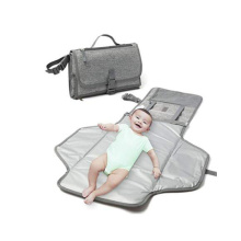 High Definition for Baby Diaper Changing Mat Durable Small Detachable Folding Baby Changing Pad supply to Nigeria Factory