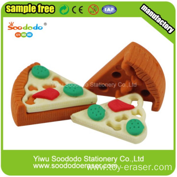 Wholesale Pizza Gifts Eraser