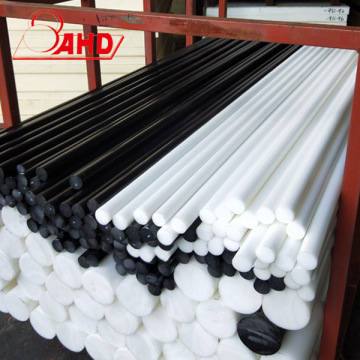 engineering plastic products pom rod plastic