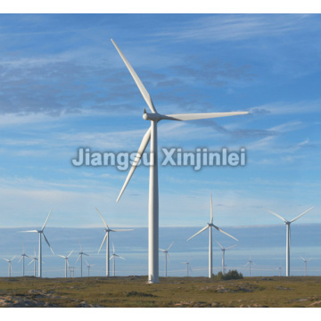 Wind Power Steel Pole