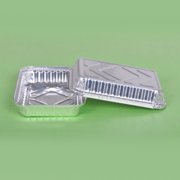 Rectangular Disposable Big Shallow Baked Pan for Pizza