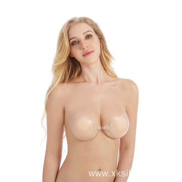 Women Invisible Tape Breast front closure nipple covers