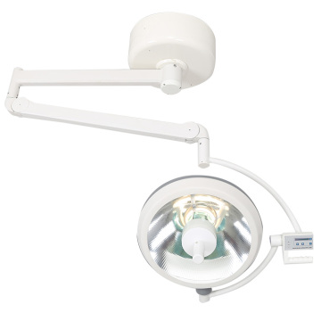 Single dome halogen operating light surgical lights