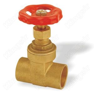 Discount Price Pet Film for High Pressure Gate Valves Mexico Brass Gate Valves With Solder Ends export to Morocco Exporter
