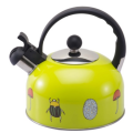 3.0L color painting Teakettle yellow color