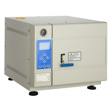 35L Class B pulsating vacuum dental steam sterilizer