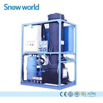 Snow world 3T Tube Ice Machine