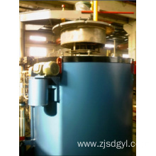 Rq Well Type Carburizing Furnace Process